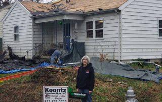 Koontz Roofing and Exteriors - Recent Works 3