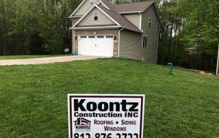 Koontz Roofing and Exteriors - Recent Works 6