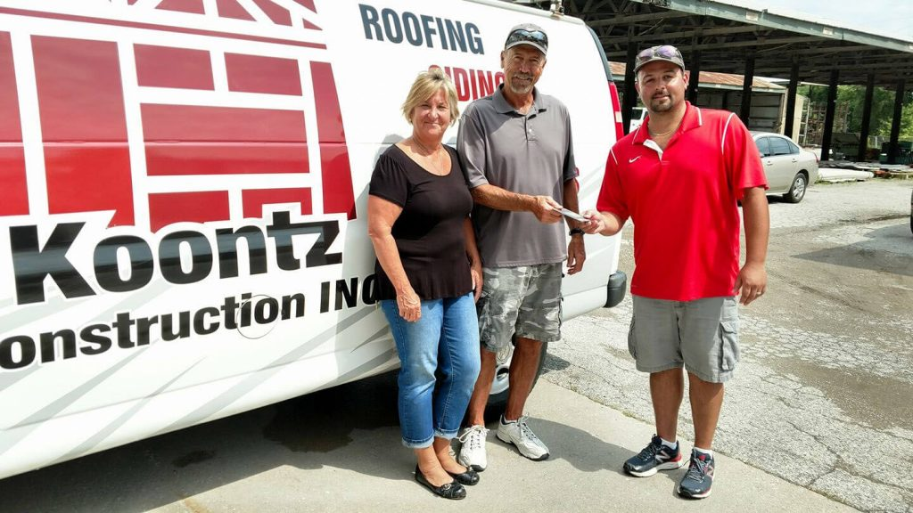 Koontz Roofing and Exteriors - Insurance Claim Process