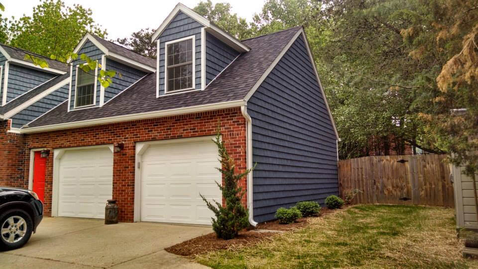 Koontz Roofing and Exteriors - Siding and Gutters - Gutter Installation 2