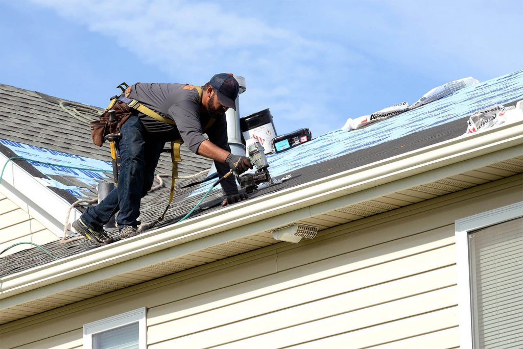 Koontz Roofing and Exteriors - Siding and Gutters - Siding Repair 1