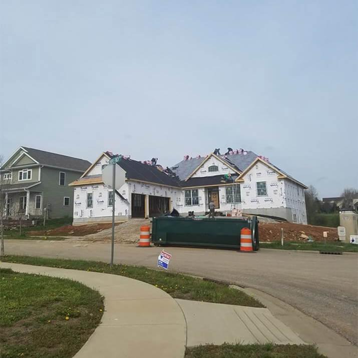 Koontz new roof installations