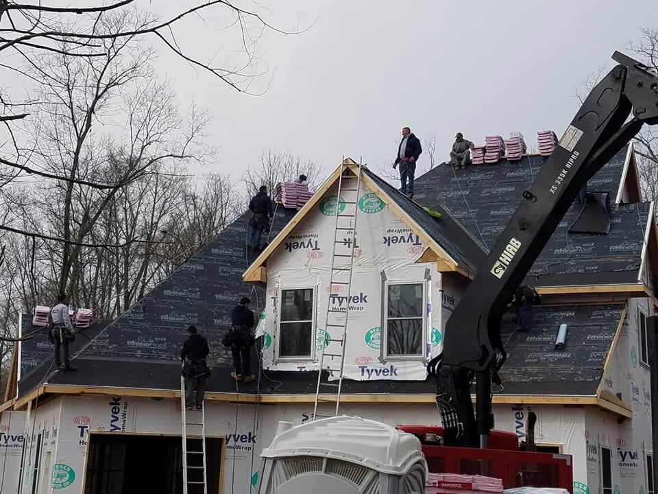 Bloomington roof repair